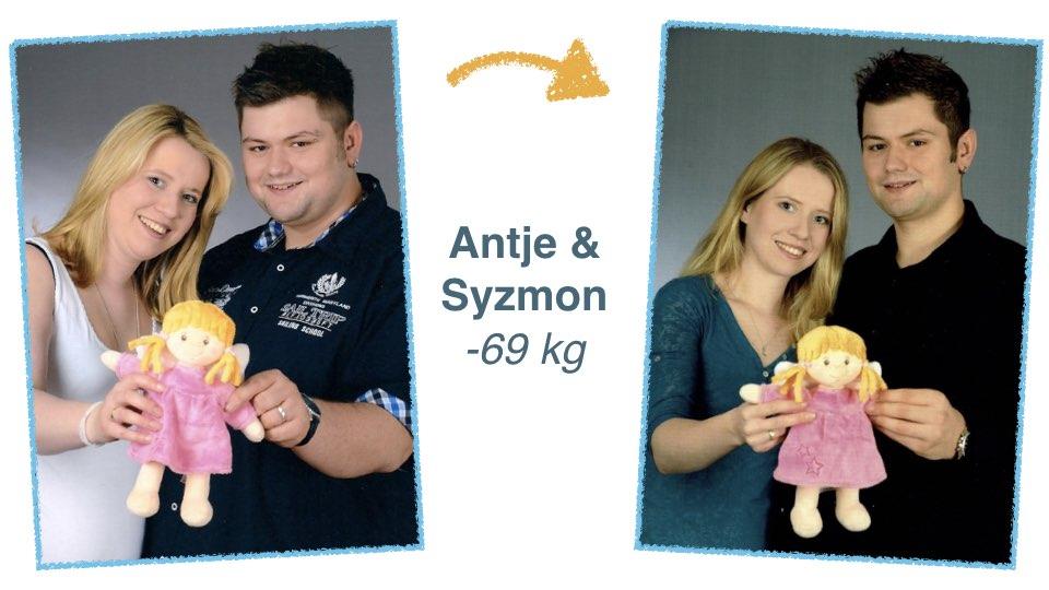 Als Paar abnehmen: Gemeinsam 69 Kilo!