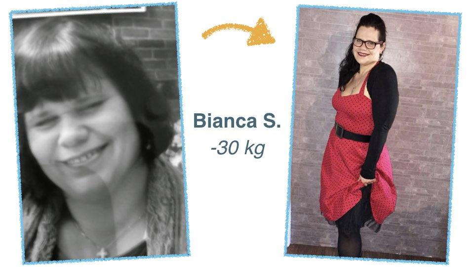 Bianca S. Richtige Ernährung macht glücklich
