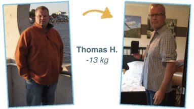 Über 10 Kilo Abnehmen