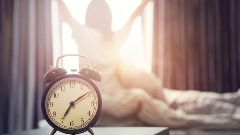Frühaufsteher mit Leichtigkeit