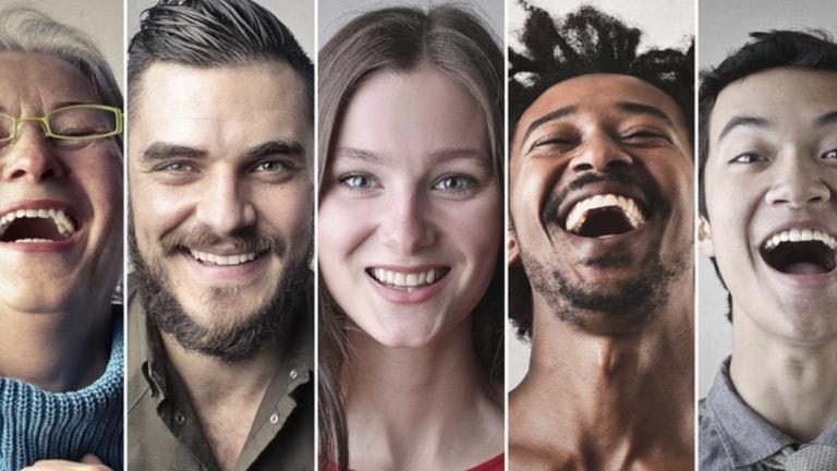 Durch Lachen gesund & schlank