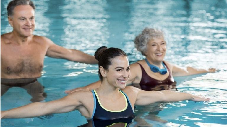 Mit Schwimmen abnehmen: Schwimm dich fit