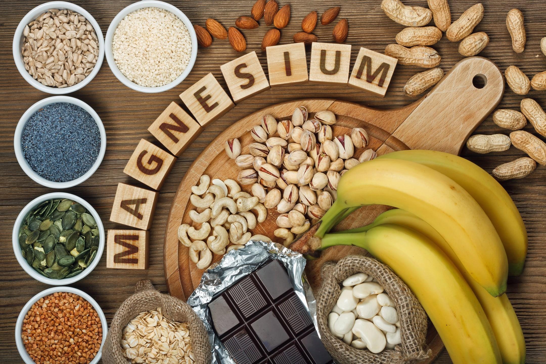 Volkskrankheit: Magnesium-Mangel