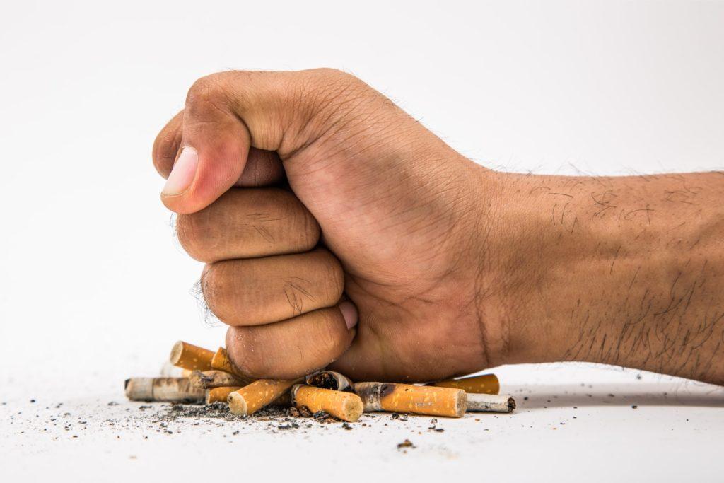 Wie mit dem Rauchen aufhören - Erfahrungen?