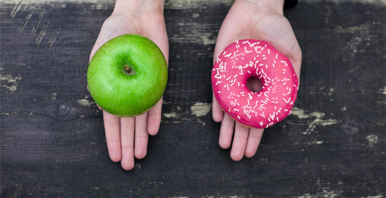 Kalorien sparen: So einfach geht es!