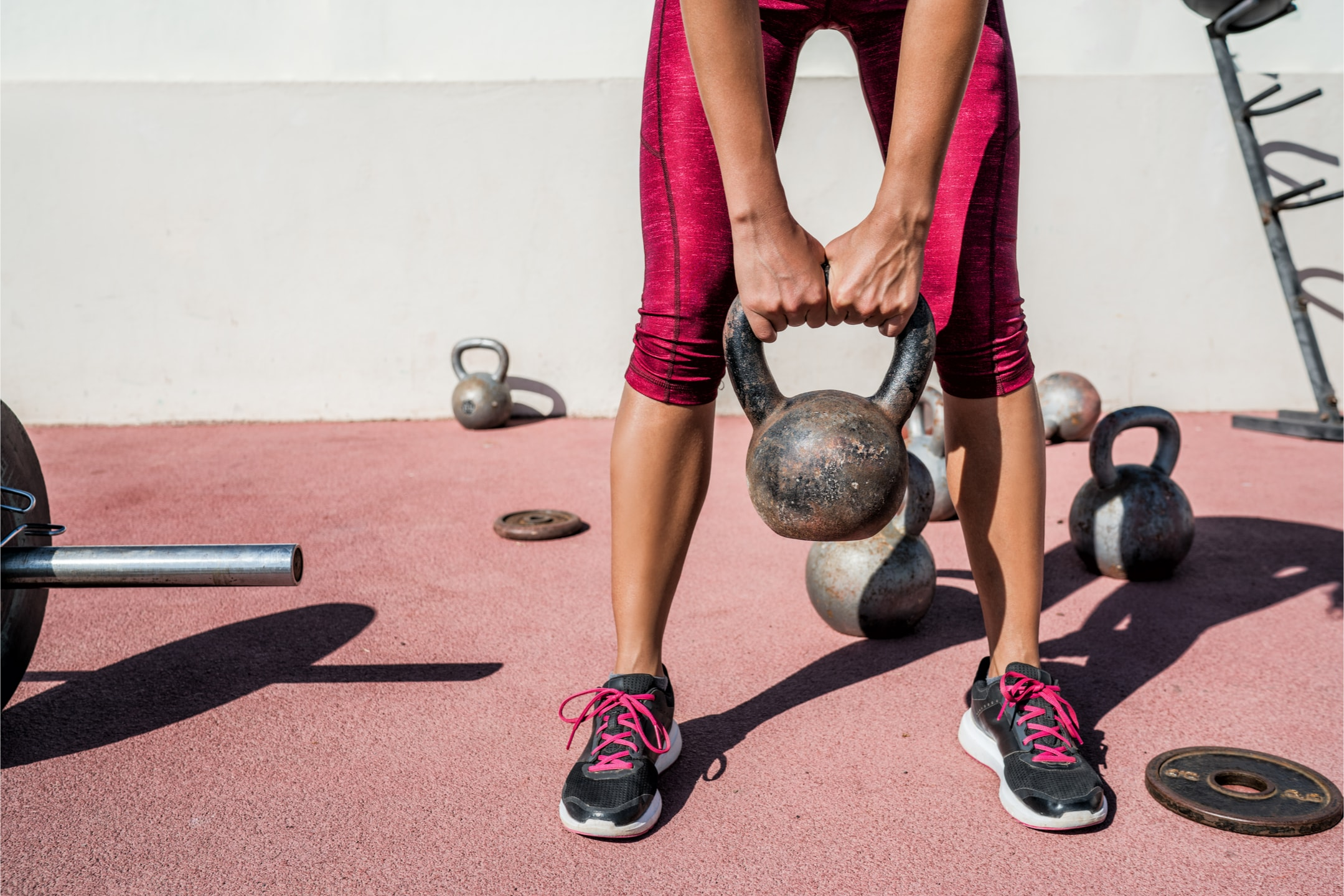 Fettverbrennung durch Muskelaufbau