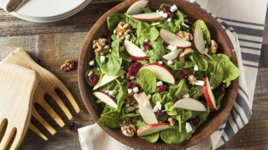 6 Tipps von Ernährungscoach Patric Heizmann für gesunden & leckeren Salat