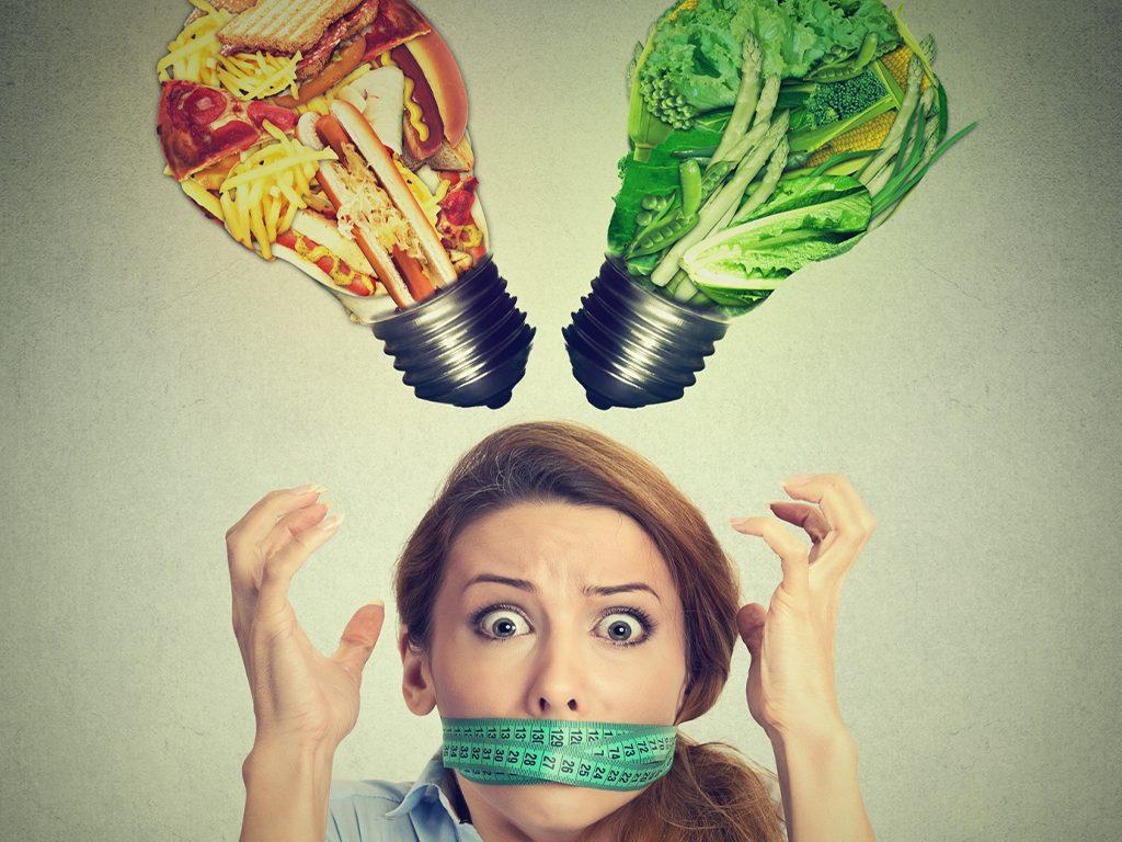Schluss mit Diäten: 3 Tricks, um deine Essgewohnheiten zu verändern!